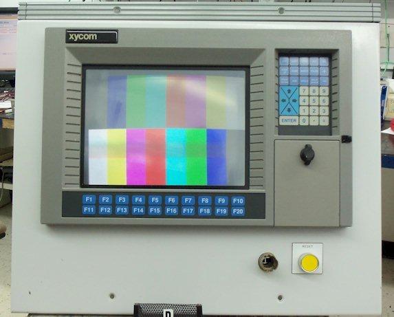 Xycom 9403T Controller Repairs