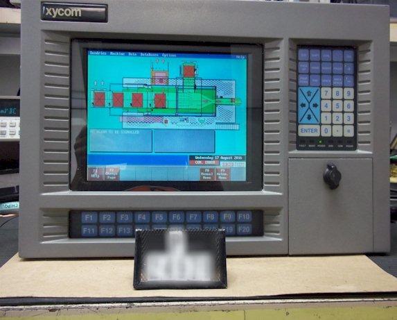 Xycom 9485 Flat Panel Industrial PC Repairs