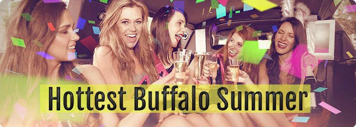 Make 2013 the Hottest Buffalo Summer Yet
