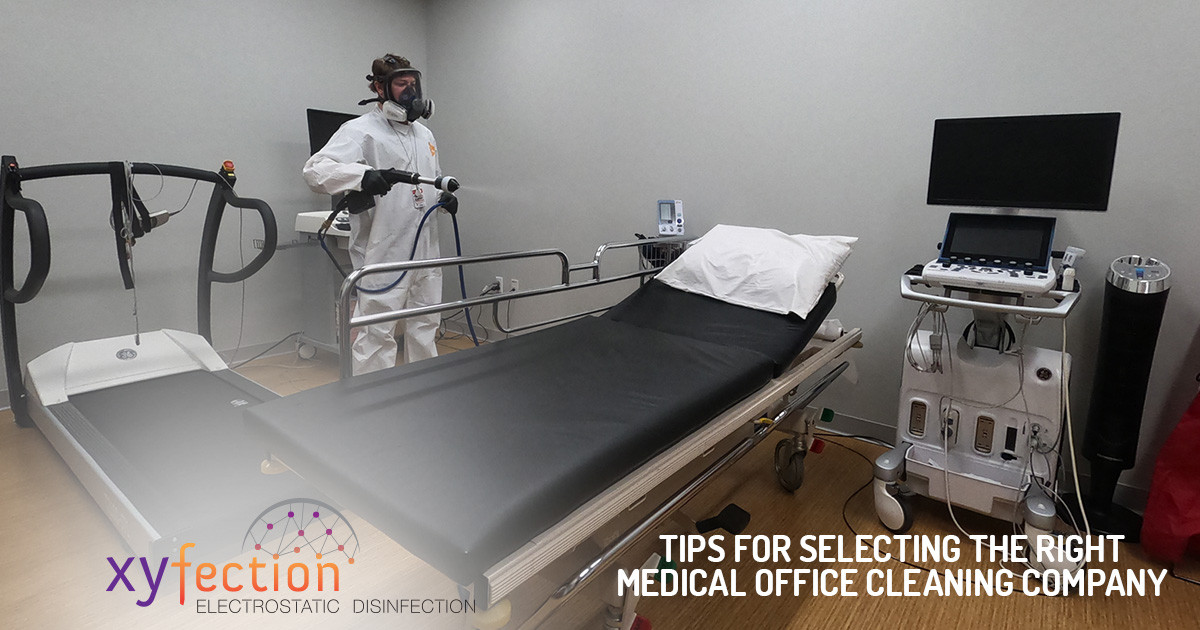 Tips For Selecting The Right Medical Office Cleaning Company