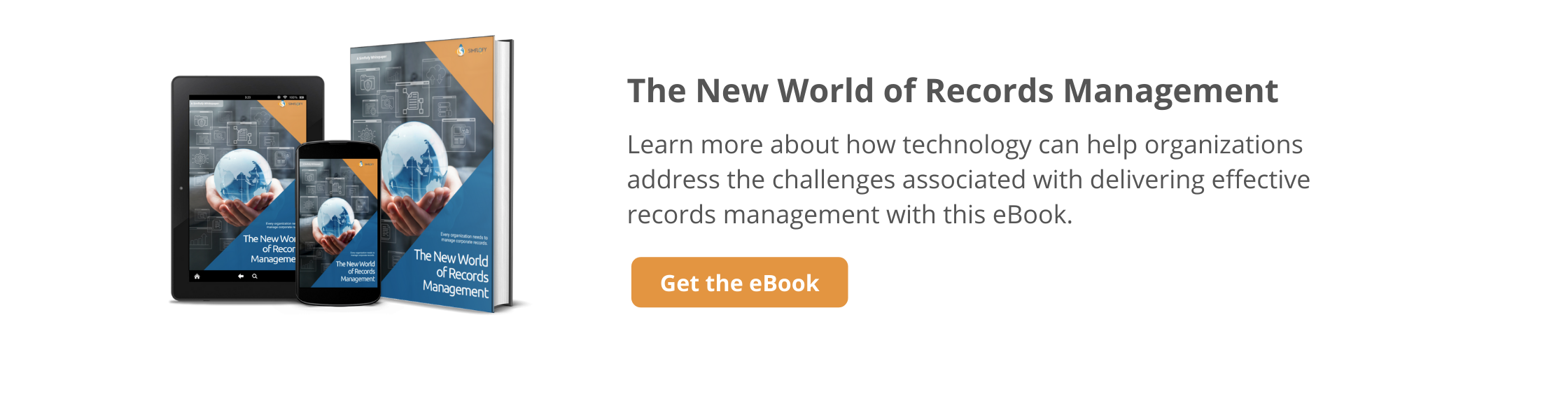 The New World of Records Management eBook
