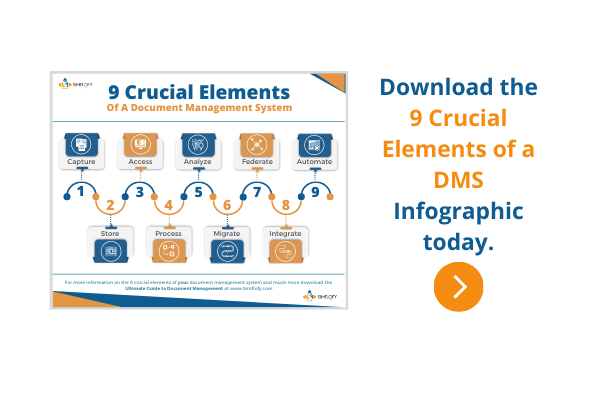 9 Crucial elements of a document management system DMS