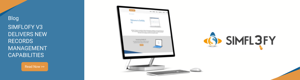 Simflofy V3 Delivers New Records Management Capabilities