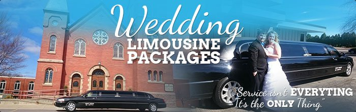 Wedding Limousine Rentals in Buffalo NY