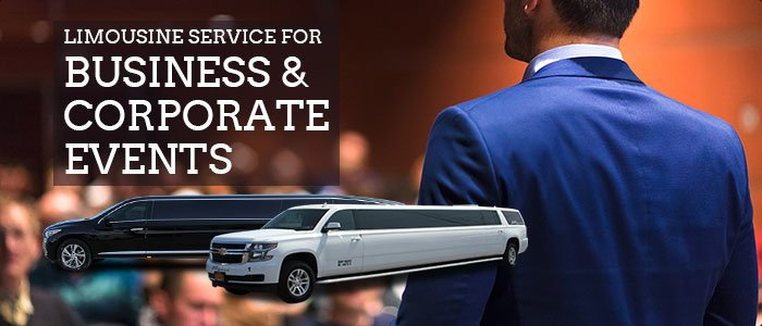 Limousine Service for Business & Corporate Events