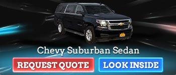 Chevy Suburban Limo Buffalo NY