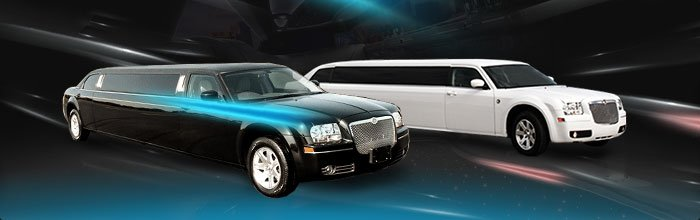 Chrysler 300 Superstretch Limousine Rental in Buffalo NY