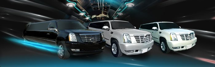 Cadillac Escalade Limousine Rental in Buffalo NY