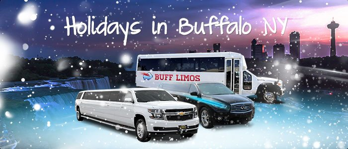 Hiring a Limo for the Holidays in Buffalo NY
