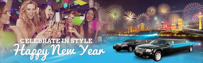 Buffalo NY Complete NYE Limo Packages