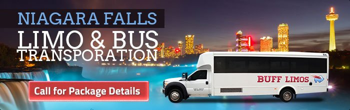 Niagara Falls Limo & Bus Transportation