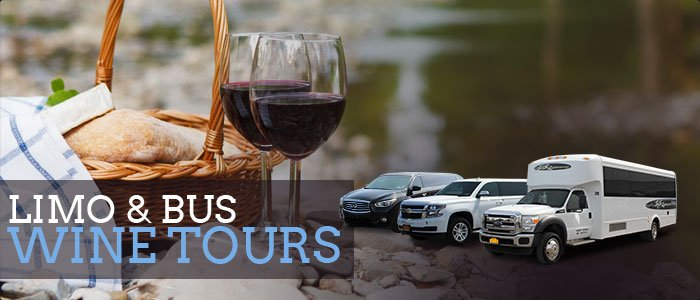 Niagara County Limo & Bus Wine Tour Packages