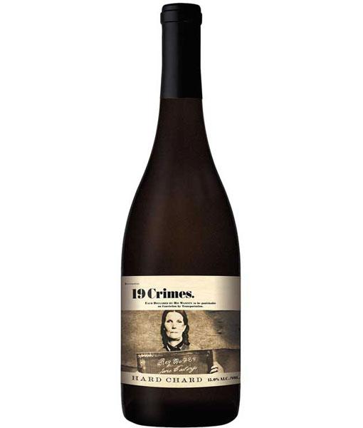 19 Crimes Hard Chardonnay 750ml NV