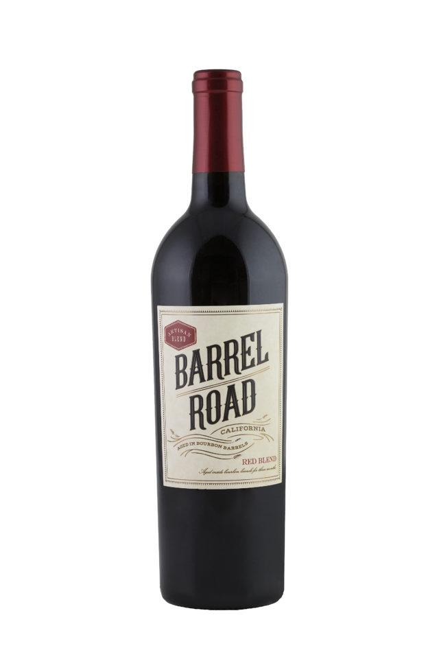 2015 Barrel Road Red Blend 750ml