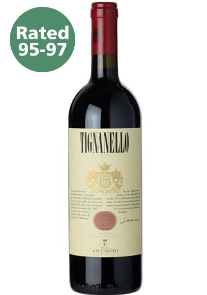 2017 Antinori Toscana Tignanello 750ml