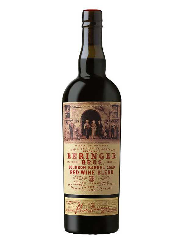 2016 Beringer Bros Bourbon Barrel Red 750Ml