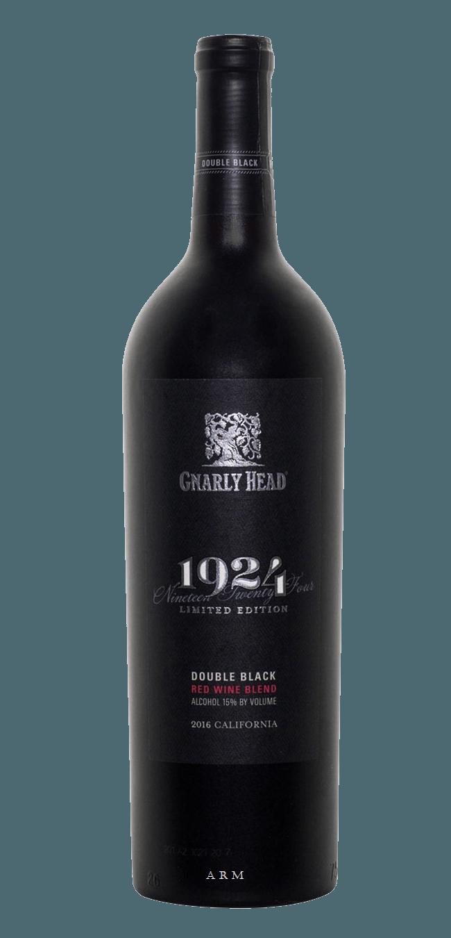 2016 Gnarly Head Double Black Cabernet Sauvignon 750Ml