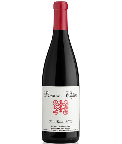 Brewer-Clifton Pinot Noir 750ml