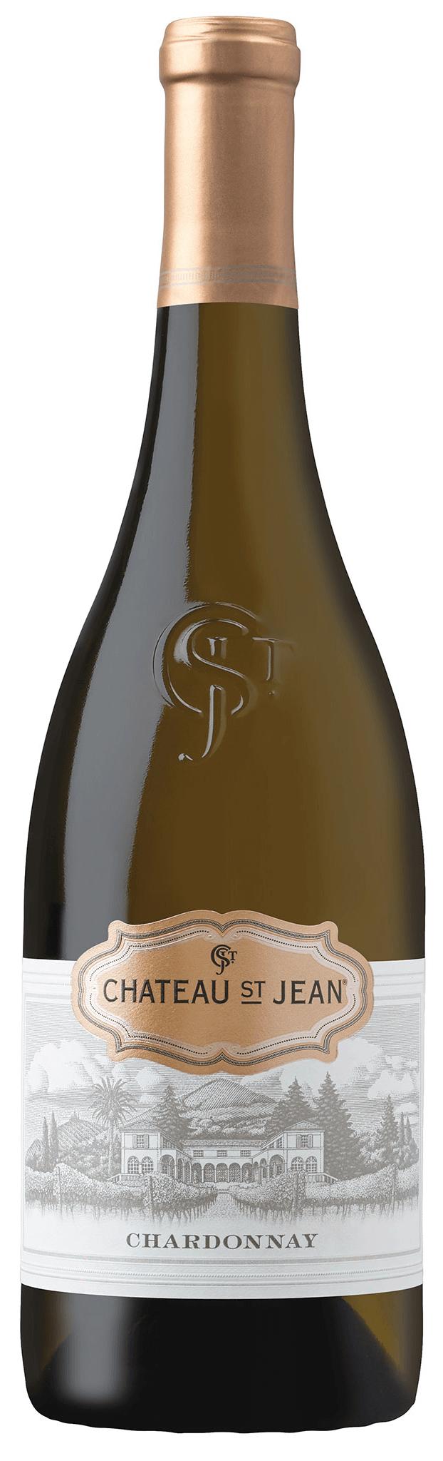 2017 Chateau St Jean Chardonnay 750ml