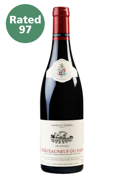 2017 Famille Perrin Les Sinards Chateauneuf-Du-Pape 750ml