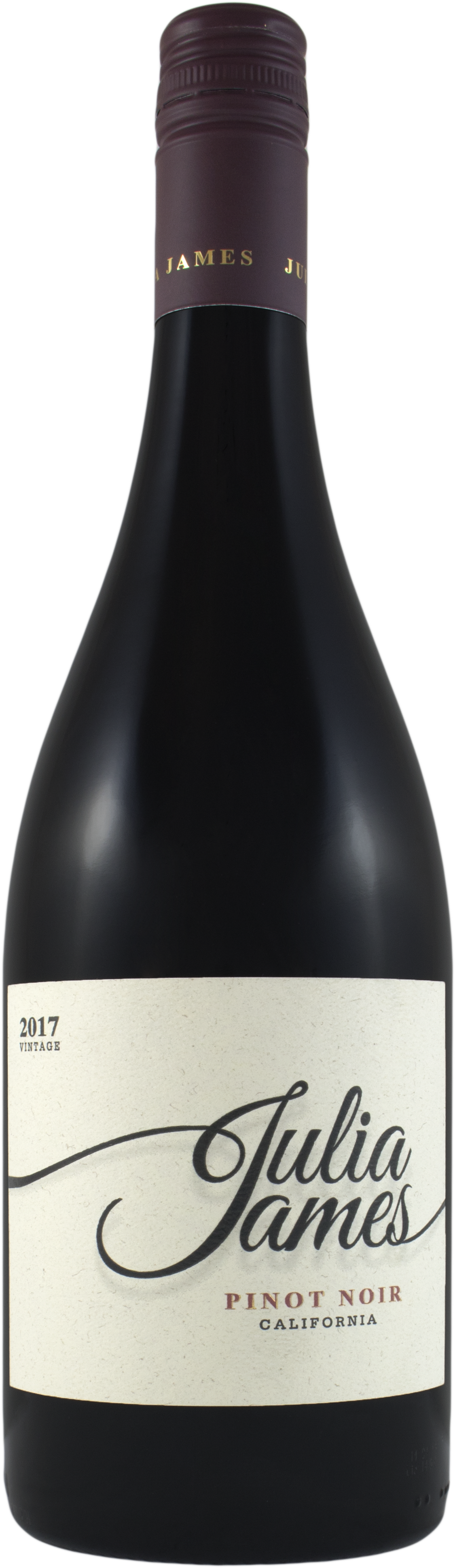 2018 Julia James Pinot Noir 750ml