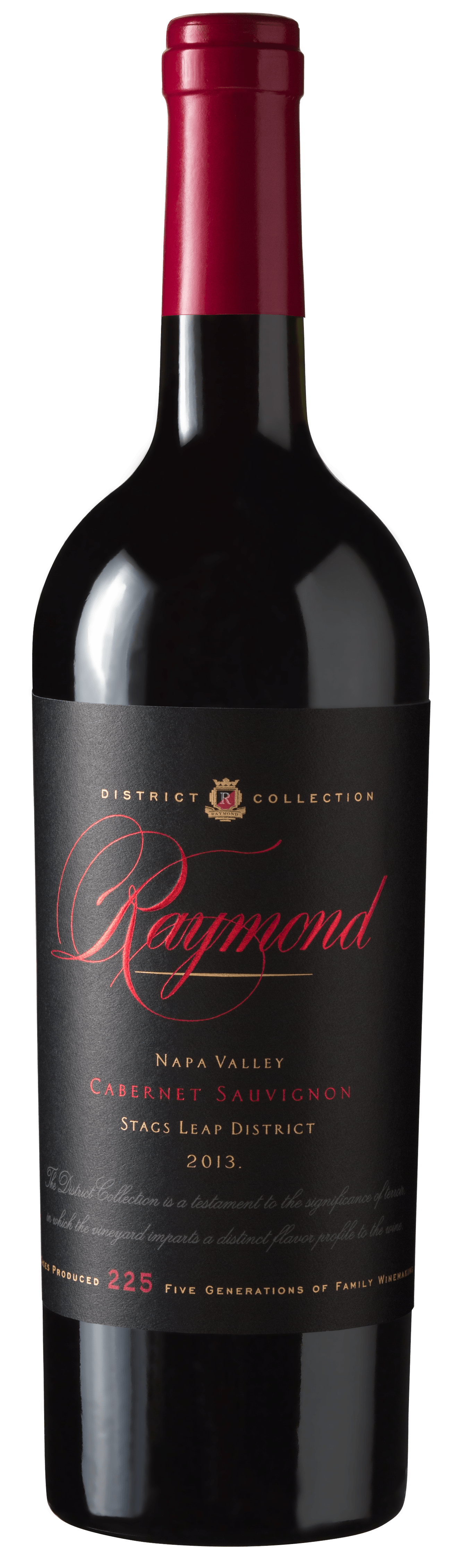 2017 Raymond Collection Red Field Blend 750Ml