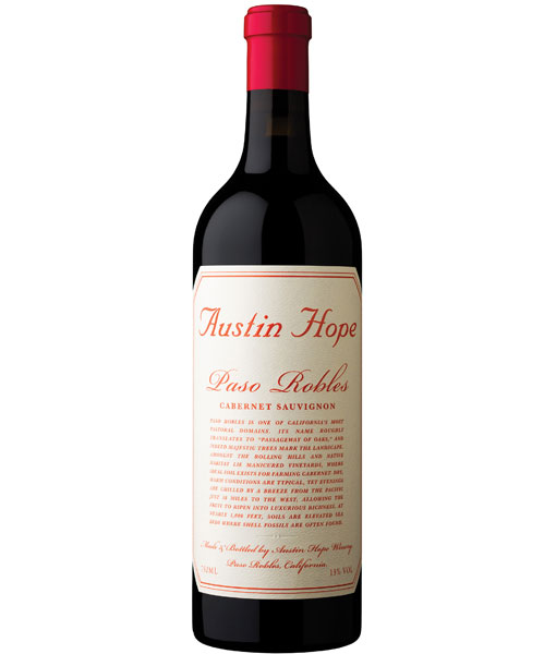2018 Austin Hope Paso Cabernet Sauvignon 750ml