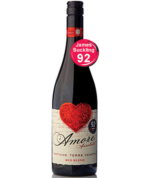 2016 Antiche Terre Amore Assoluto Red 750Ml