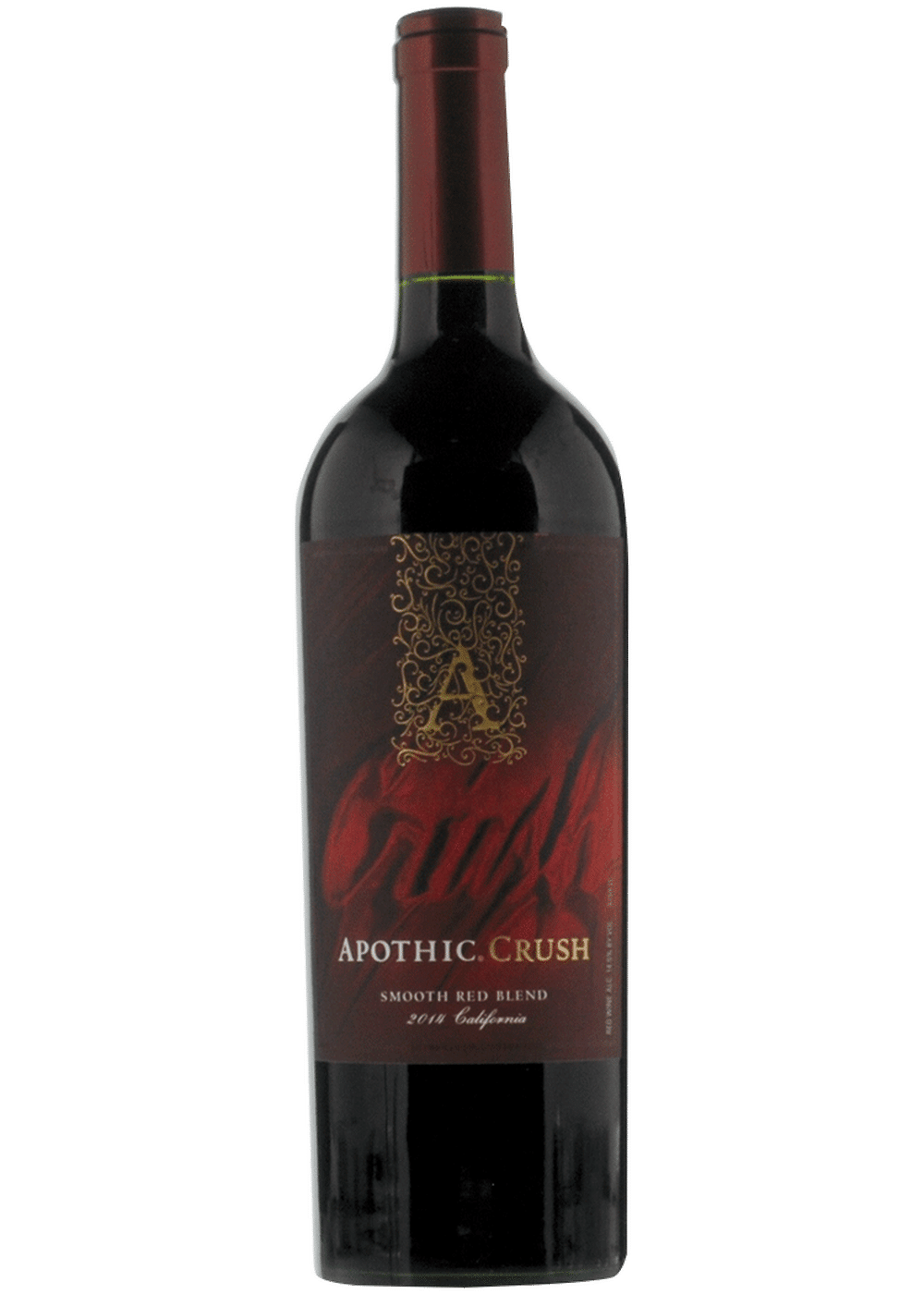 Apothic Crush 750Ml NV