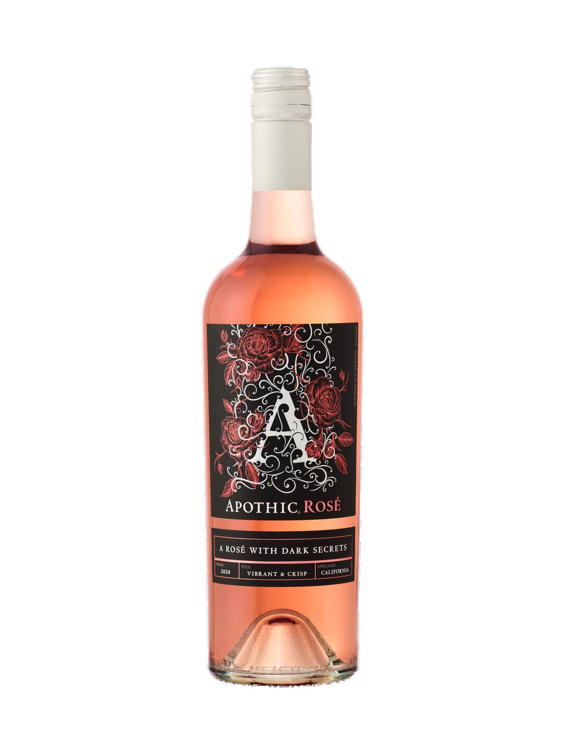 Apothic Rose 750ml NV