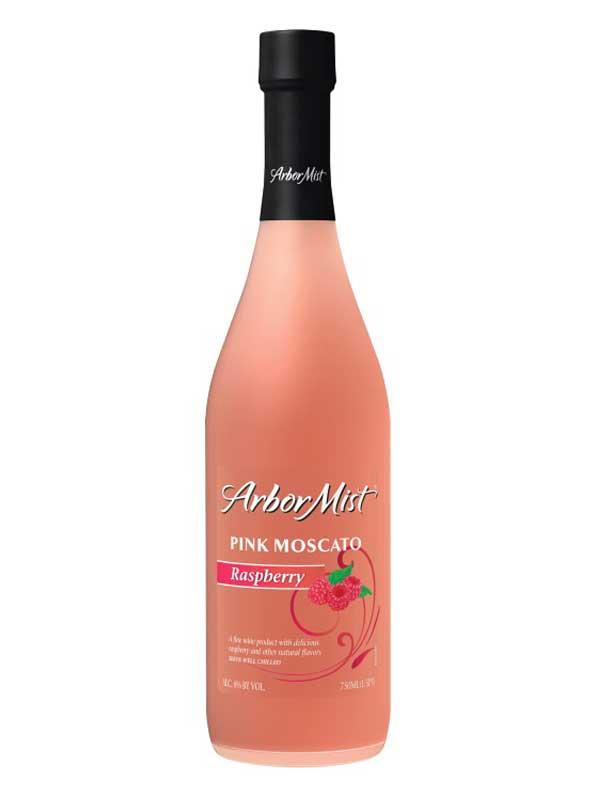 Arbor Mist Raspberry Pink Moscato 750Ml