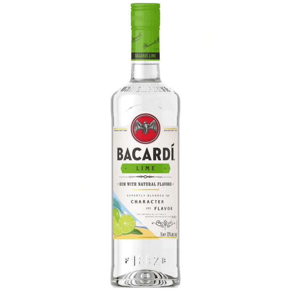 Bacardi Lime Rum 1L