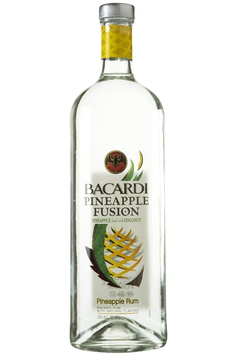 Bacardi Pineapple Fusion 1L