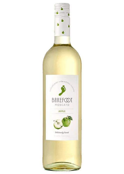 Barefoot Apple Moscato 750ml NV