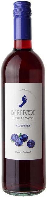 Barefoot Fruitscato Blueberry 750ml NV
