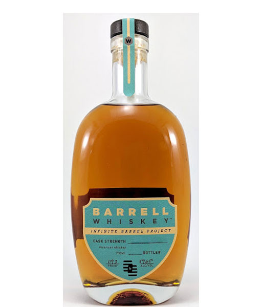 Barrel Craft Infinite Barrel Project Cask Strength 750ml 119.3 Proof