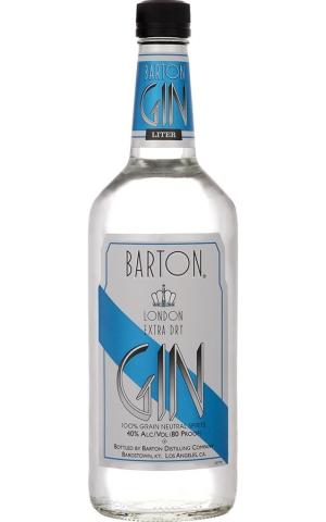 Barton Gin 1L