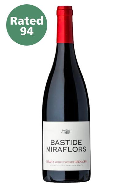 2016 Bastide Miraflors Vieilles Vignes Syrah/Grenache 750Ml