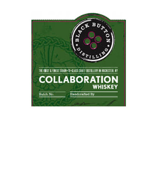 Black Button Collaboration Whiskey 750ml