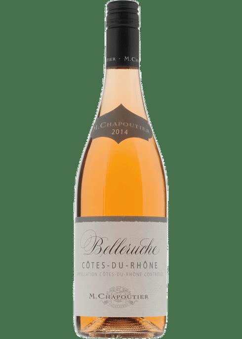 2019 Belleruche Cotes Du Rhone Dry Rose 750ml
