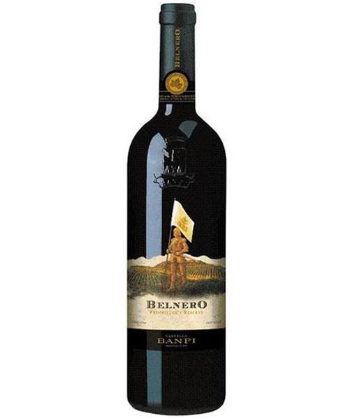 2014 Banfi Belnero Toscana Red 750ml