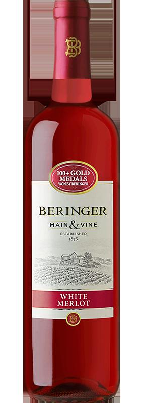 Beringer Main and Vine White Merlot 750ml