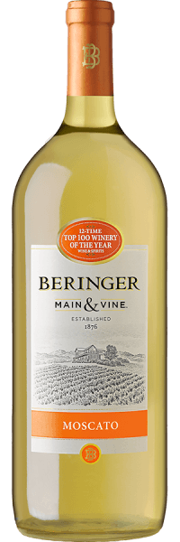 Beringer Main & Vine Moscato 1.5L NV