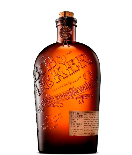 Bib & Tucker Small Batch Bourbon 750Ml