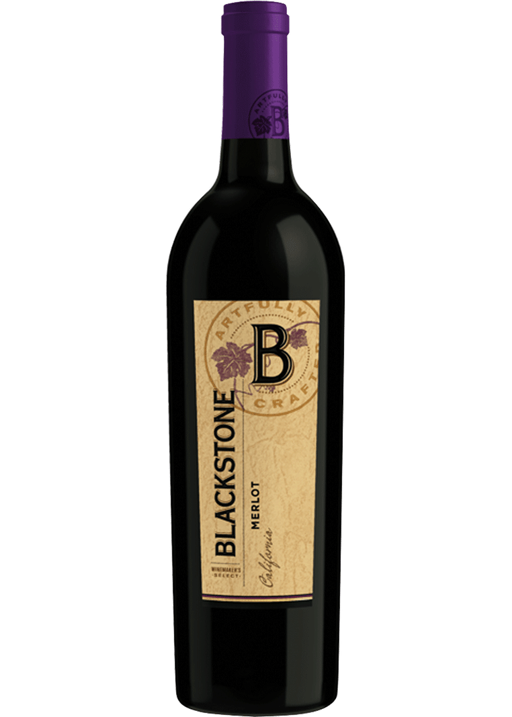Blackstone Merlot 750ml NV