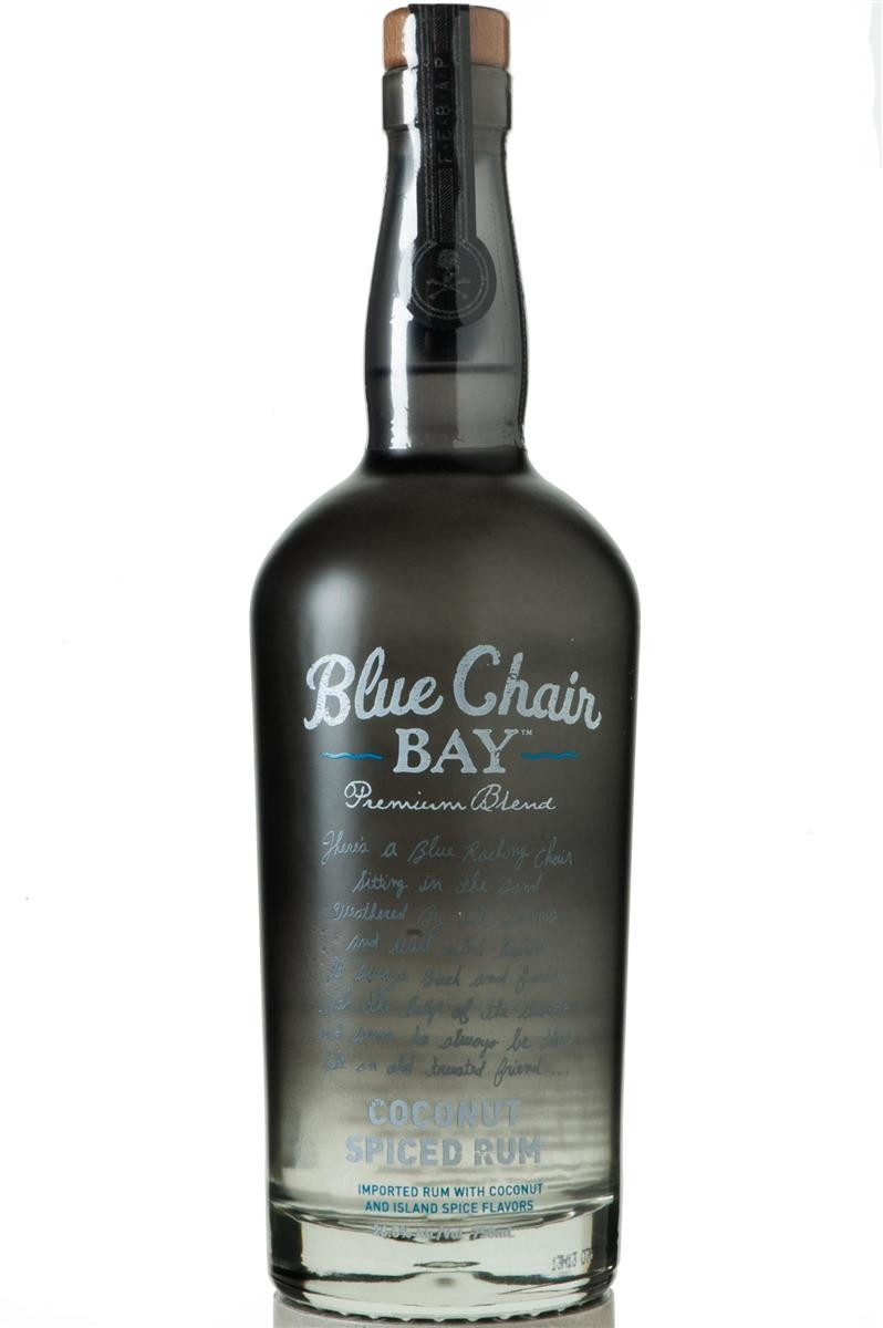 Blue Chair Bay Coconut Spiced Rum 750ml