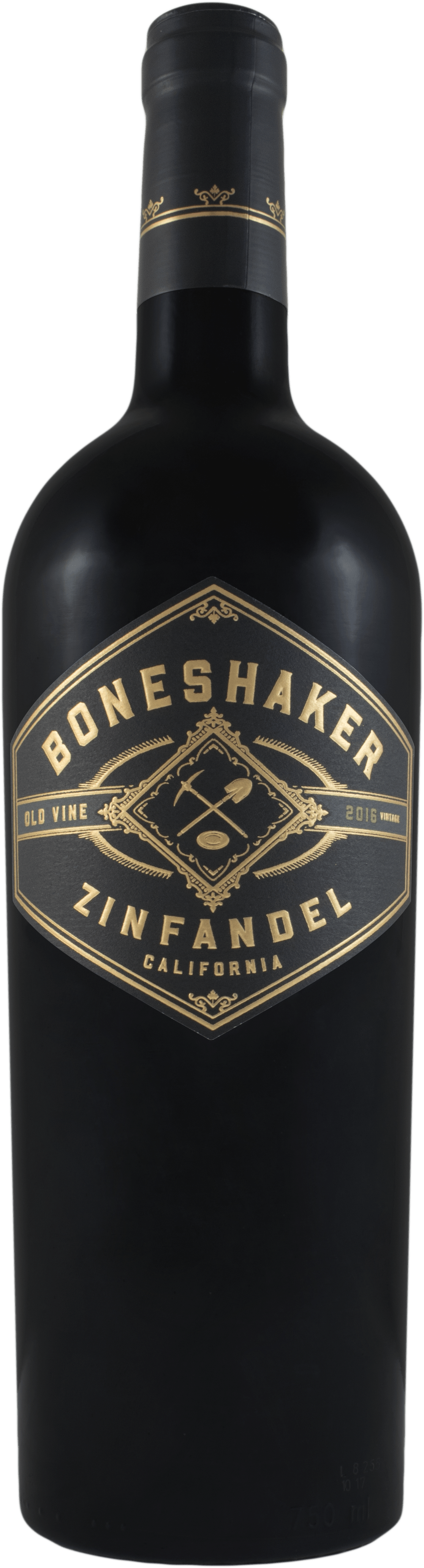 2017 Boneshaker Zinfandel 750ml