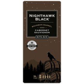 Bota Box Nighthawk Bourbon Barrel Cabernet Sauvignon 3L NV