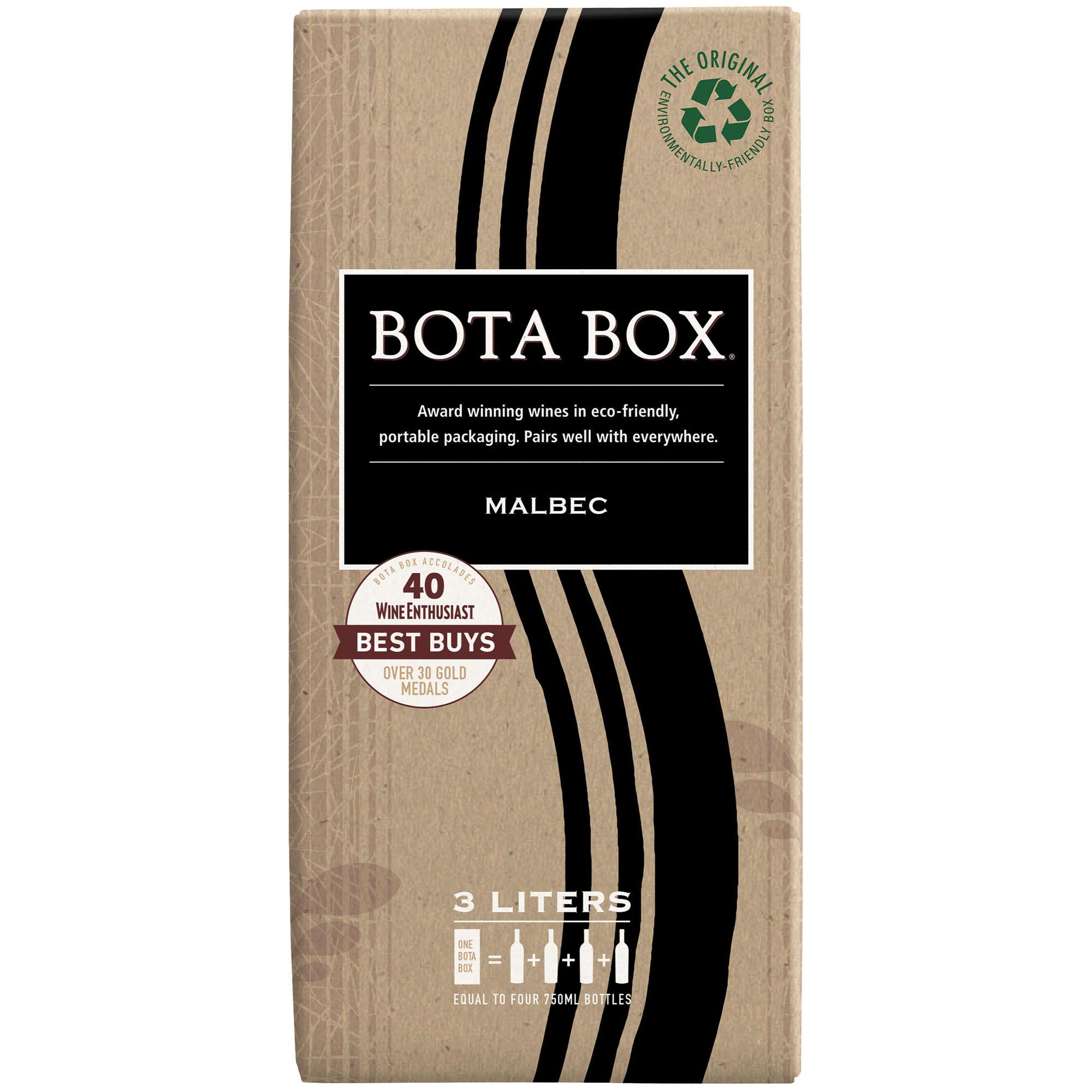 Bota Box Malbec 3L NV