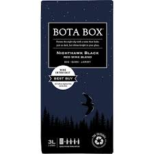 Bota Box Nighthawk Black 3L NV